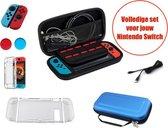 Nintendo Switch Case - Nintendo Switch Accessoires - Volledige set voor Nintendo Switch Console en Nintendo Switch Controller