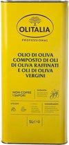 Olitalia - Olijfolie - Blik 5 liter