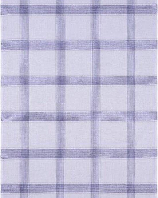 Clarysse Theedoeken Basic Blauw 50x72cm 6 stuks