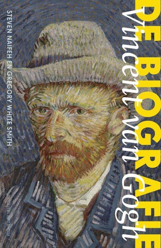 Boek cover Vincent van Gogh van Steven Naifeh (Hardcover)