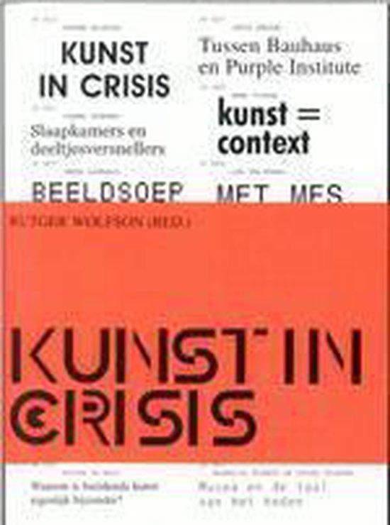 Kunst In Crisis - R. Wolfson  