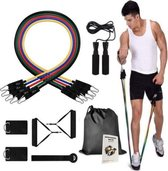 Dumbells - Fitness Weerstandsbanden - Complete Home Workout Set - Krachttraining - Resistance band
