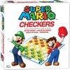 Afbeelding van het spelletje Damspel Super Mario