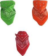 Bandana, mondbescherming, mondkapje, mondmasker (3