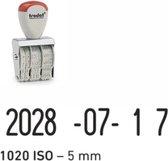 Trodat Classic datumstempel 1020 5 mm ISO