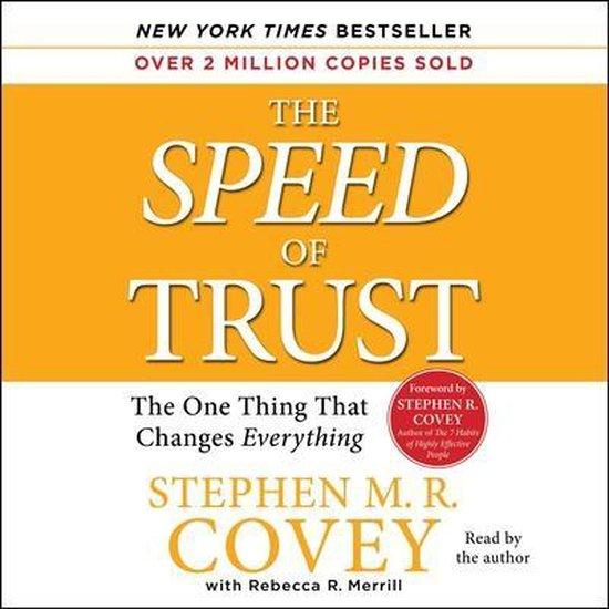 Afbeelding van The Speed of Trust