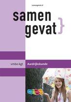 Boek cover Samengevat vmbo-gt/mavo Aardrijkskunde van  (Paperback)