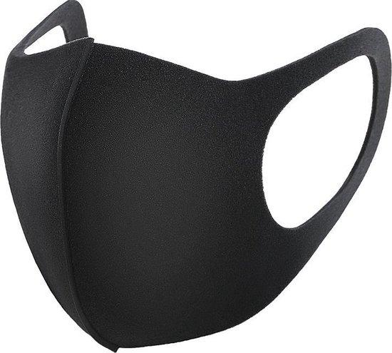 Afbeelding van Face Mask - Set van 3 - Wasbaar - Mondmasker - Gezichtsmasker - Mondkapjes - Maat M/L