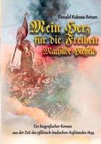 Boek cover Mein Herz fur die Freiheit van Donald Kulesza-Betzen