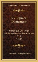 125 Regiment D'Infanterie