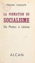 La formation du socialisme
