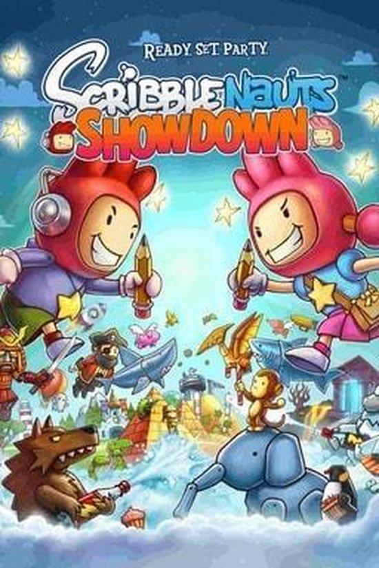 Warner Bros Scribblenauts Showdown, Xbox One video-game Basis