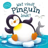 Wat vindt ... leuk?  -   Wat vindt pinguïn leuk?