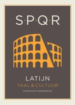 SPQR Latijn 2e editie tekstboek leerjaar 1-3