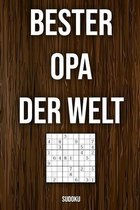 Bester Opa Der Welt - Sudoku
