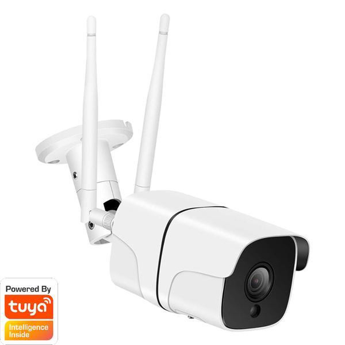 Denver SHO-110 - Camera beveiliging - Smart Home Solutions - Outdoor Camera - Wekrt met TUYA - met n