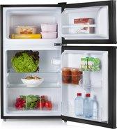 Primo PR107FR - Tafelmodel koelkast met vriesvak - zwart