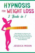 Hypnosis for Weight Loss 2 Books in 1