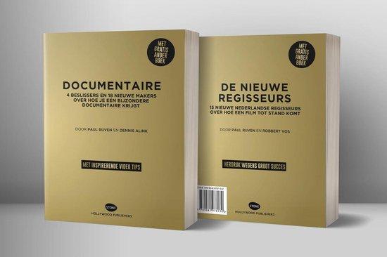 Documentaire & De Nieuwe Regisseurs Dubbelboek
