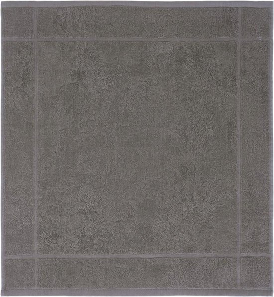Clarysse Keukendoek Taupe 50x50cm 6 stuks