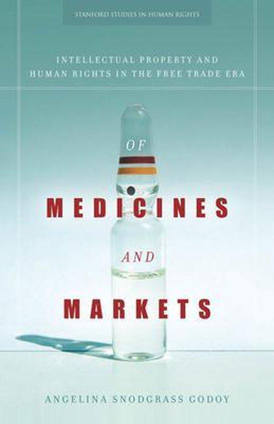Omslag van Of Medicines and Markets