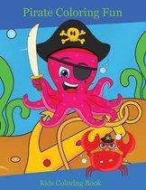 Pirate Coloring Fun
