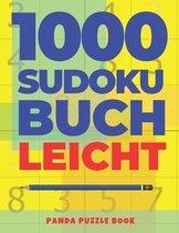 1000 Sudoku Buch Leicht