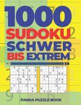 1000 Sudoku Schwer Bis Extrem