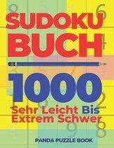 Sudoku Buch 1000 Sehr Leicht Bis Extrem Schwer: Logikspiele F�r Erwachsene - Denkspiele F�r erwachsene