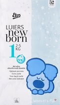 Etos Woezel & Pip Luiers Newborn Maat 1 - 2 - 5 kg - 3 x 52 stuks