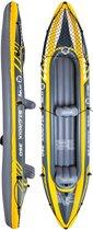 ZRAY st. Croix 2-persoons Kajak-Opblaasbare Kajak-Wateractiviteit-Peddelen-Kano-Sportief-Genieten