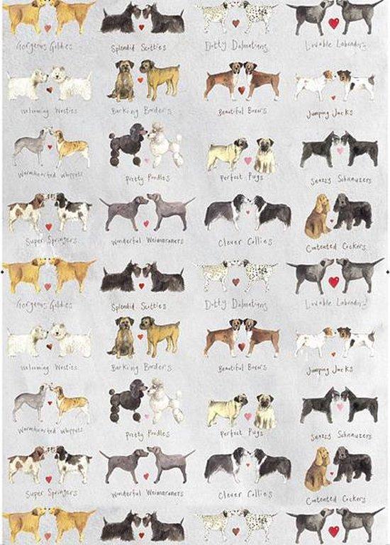 Alex Clark Theedoek Honden ~ Delightful Dogs