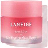 Laneige Lip Sleeping Mask Lipmasker - Berry