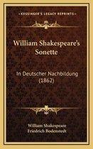 William Shakespeare's Sonette