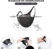 Wasbare Mondkapjes | Premium Mondkapjes | Verbeterde Mondkapjes
