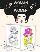 Woman Colors Women