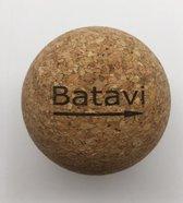 Batavi - massagebal - kurk - diameter 6,5 cm
