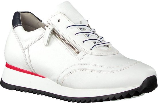 Gabor Optifit Witte Sneakers Dames 40,5 cR7Ou1