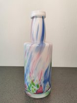 Fles solifleur pastel colour - Fidrio
