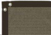 Balkondoek Comfort Shadow Comfort 0.75m x 3.00m Desert Storm