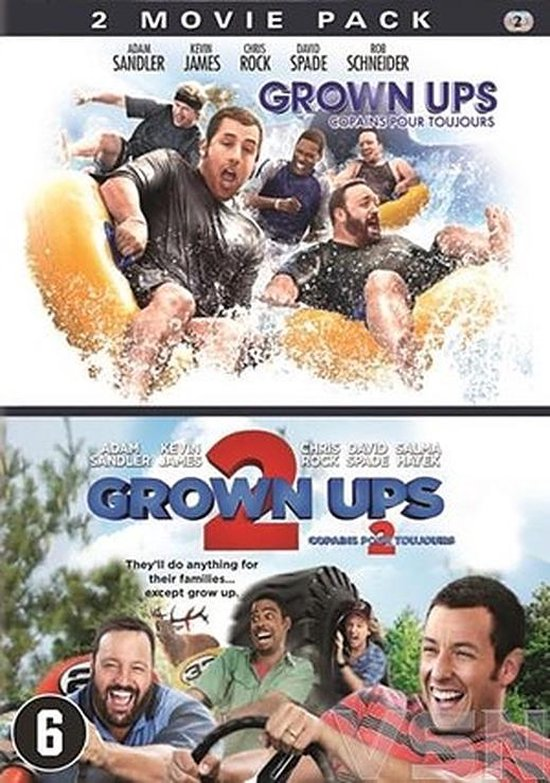 Grown Ups 1 & 2