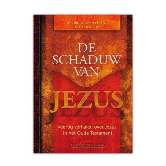 De schaduw van Jezus - Martin Koornstra |