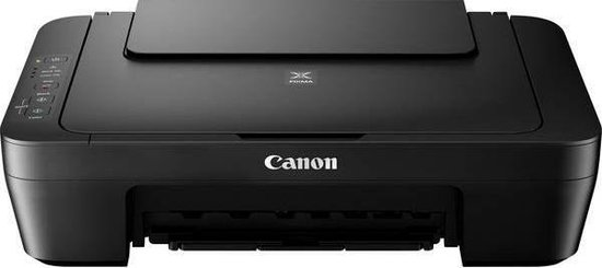 Canon PIXMA MG2555S - All-In-One A4 Inkjetprinter