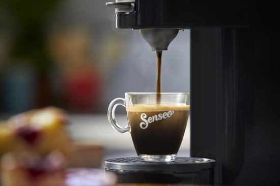 Philips Senseo Switch HD6592/60 - Koffiepadapparaat & Thermoskan - Zwart
