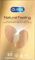 Durex natural feeling 10 stuks
