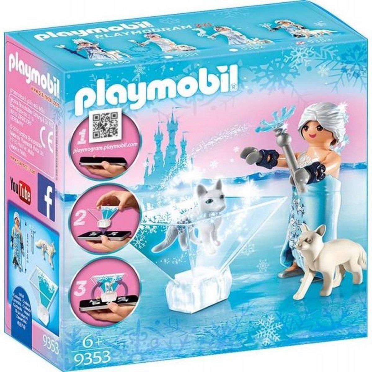 Playmobil Magic  9353  Prinses Winterbloesem