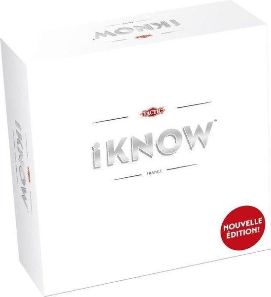 Afbeelding van het spel TACTIC - iKNOW nieuwe editie