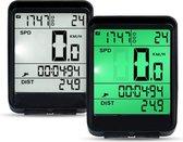 Remarquable Draadloze Fietscomputer - Waterdicht – Kilometerteller – Snelheidsmeter – Draadloos - Fiets