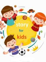 Omslag Story for kids