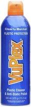 Vuplex 375gr / 445ml: plexiglas reinigingsmiddel -Bootkap ramen-Caravan ramen-Camper ramen-spatscherm reiniger.